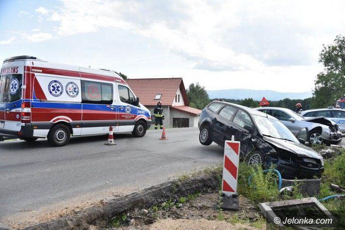 Region: Wypadek w Dziwiszowie. Dwoje dzieci w szpitalu