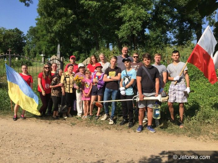Karpacz: Wolontariusze z Karpacza wrócili z Kresów