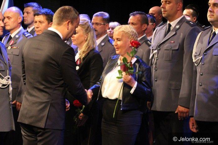 Jelenia Góra: Nagrody i awanse dla policjantów