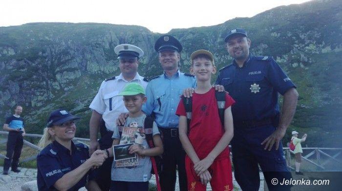 Region: Wspólne patrole policyjne polsko–czeskie