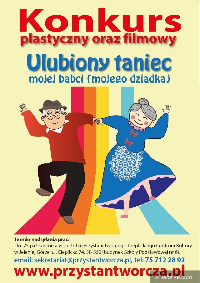 Jelenia Góra: Porozmawiaj z babcią o tańcu i zgarnij nagrody