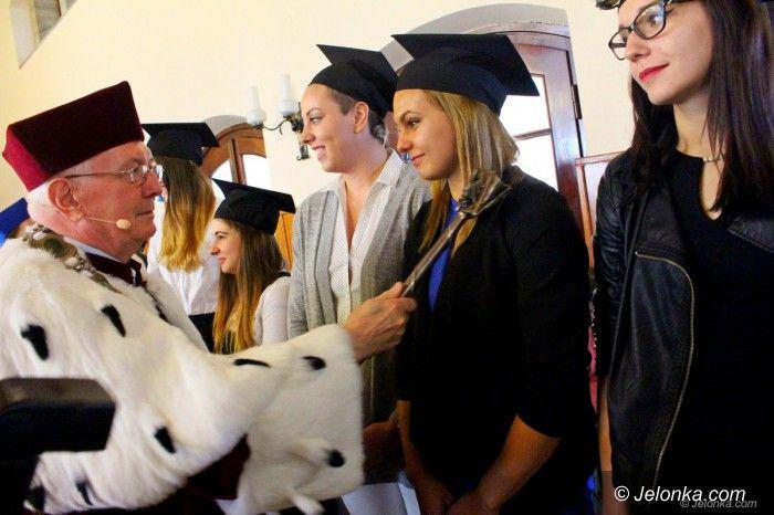 Jelenia Góra: Immatrykulacja studentów KPSW