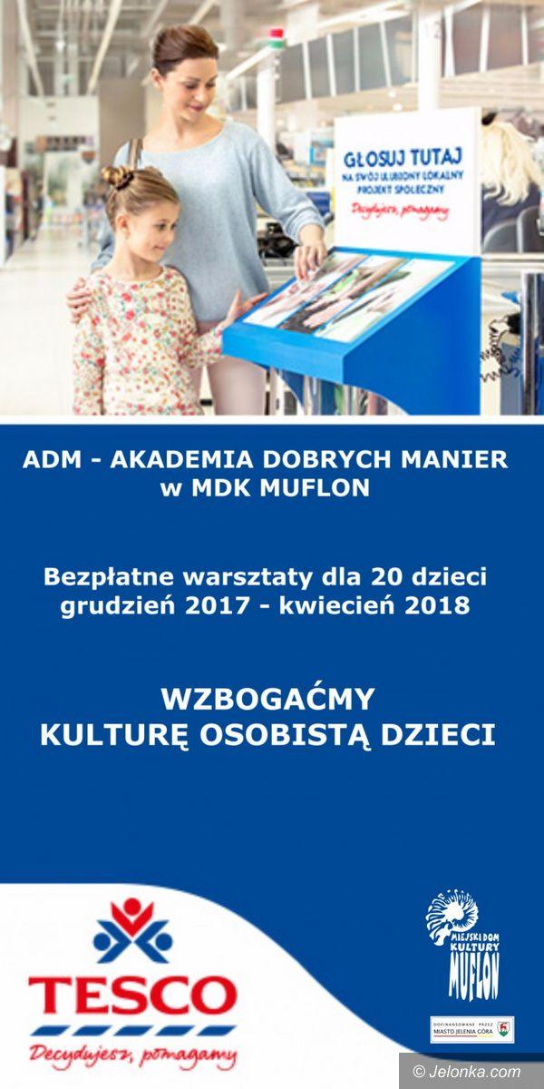 Jelenia Góra: Głosuj na Akademię dobrych manier!