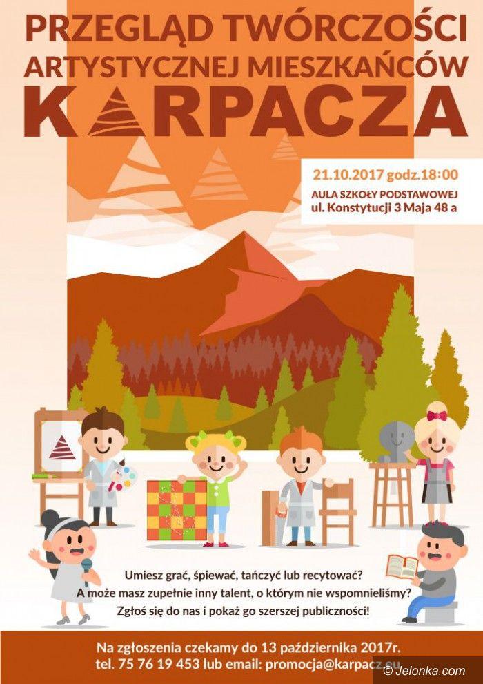 Karpacz: Wkrótce Przegląd Twórczości Artystycznej mieszkańców Karpacza