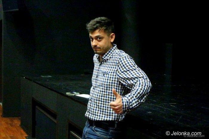 Jelenia Góra: Młodzież lgnie do grupy teatralnej STA–ART