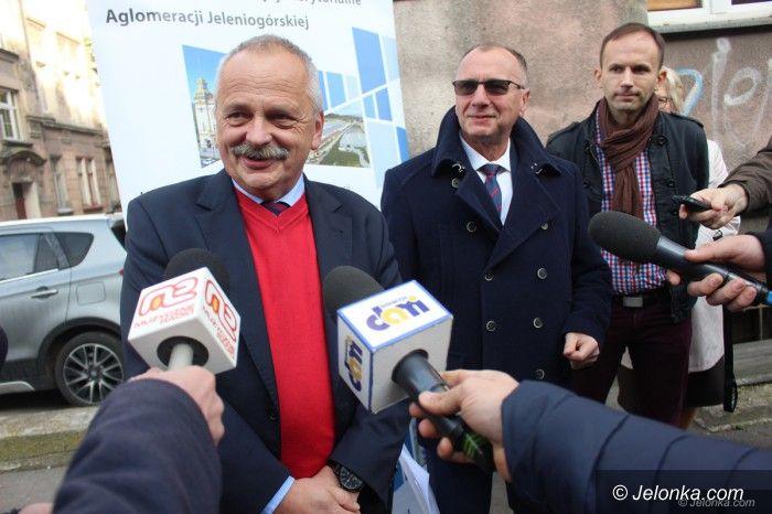 Jelenia Góra: Rewitalizacja budynków przy Wojska Polskiego