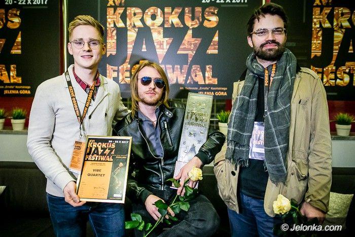 Jelenia Góra: Vibe Quartet ze Złotym Krokusem