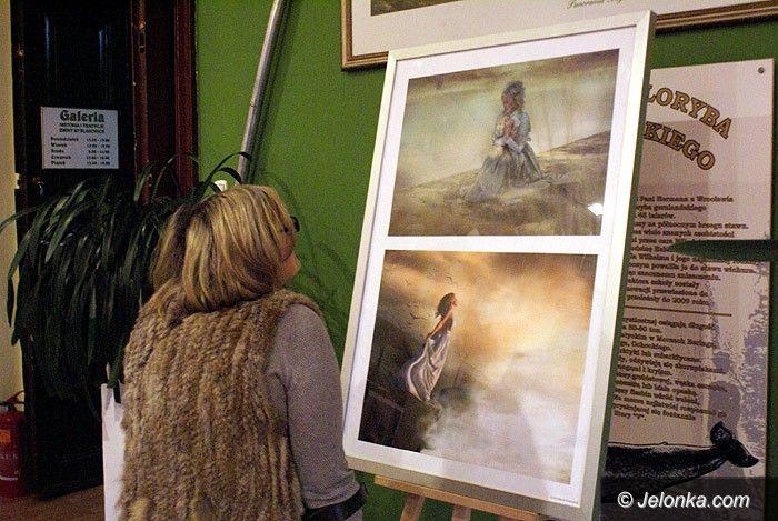 Mysłakowice: Wernisaż prac Joanny Schendziolek