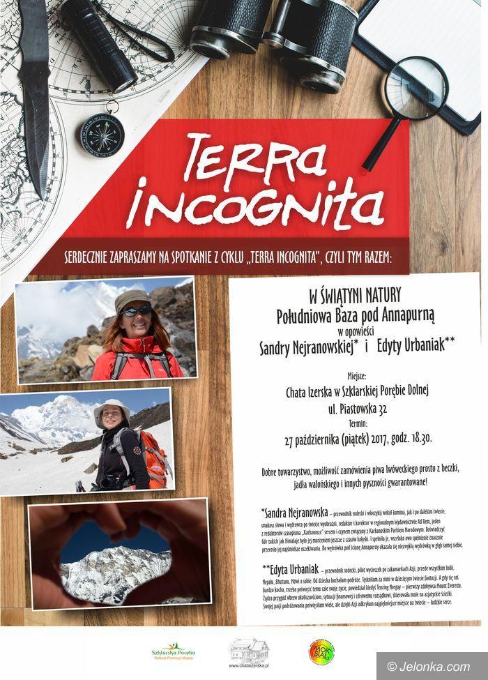 Szklarska Poręba: Wyprawa na Annapurnę w cyklu Terra Incognita