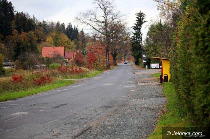 Jelenia Góra: Ulica Łomnicka doczeka się drugiego etapu