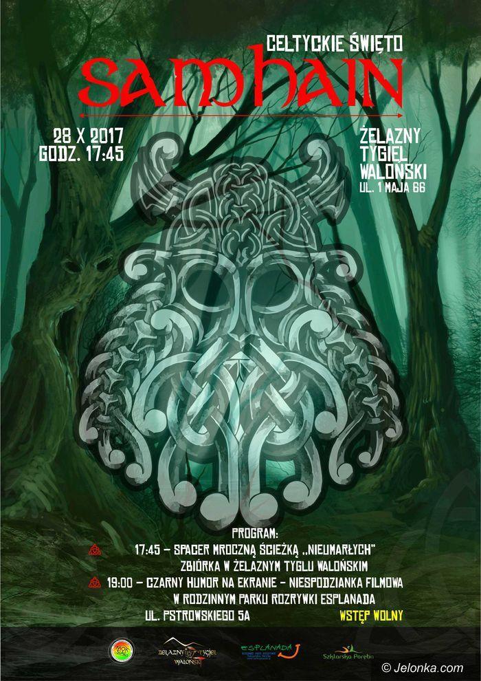 Szklarska Poręba: Celtyckie święto Samhain w Szklarskiej Porębie