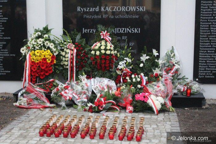 Jelenia Góra: Odsłonili epitafium pamięci ofiar smoleńskich