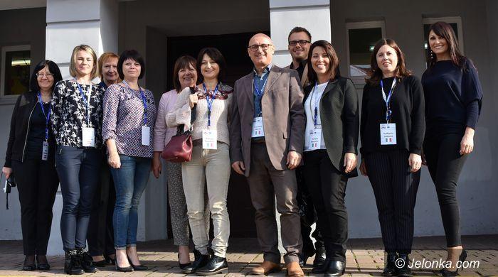 """Jelenia Góra: Nauczyciele z wizytą w ramach """"Erasmusa+"""""""