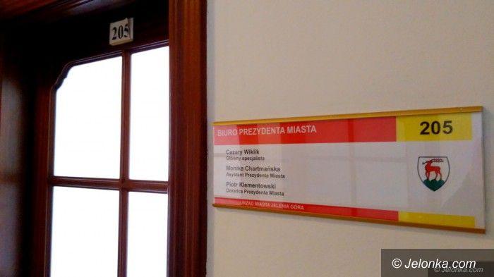 Jelenia Góra: Koniec z doradcami i asystentami prezydenta