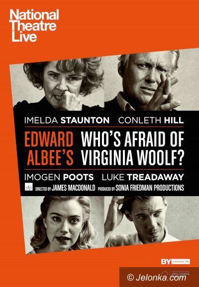 """Jelenia Góra: """"Kto się boi Virginii Wolf?"""" w Heliosie"""