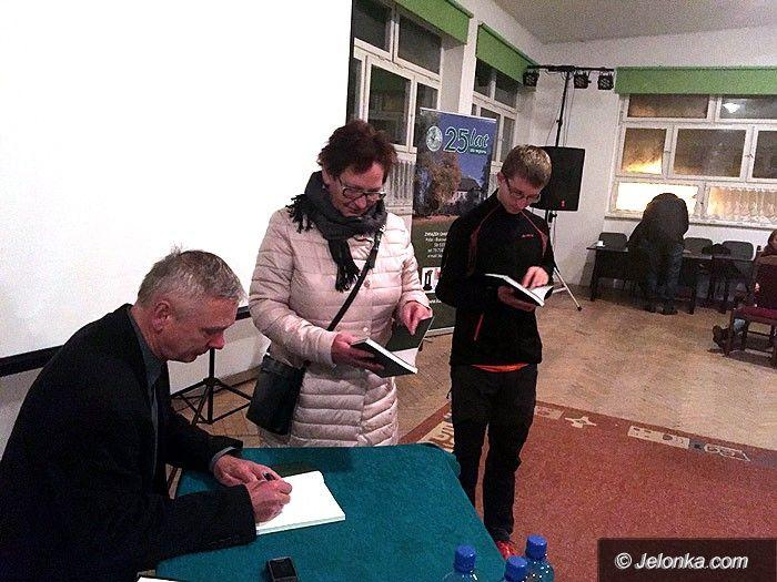 Region: Spotkanie z Przemysławem Wiaterem w Bukowcu