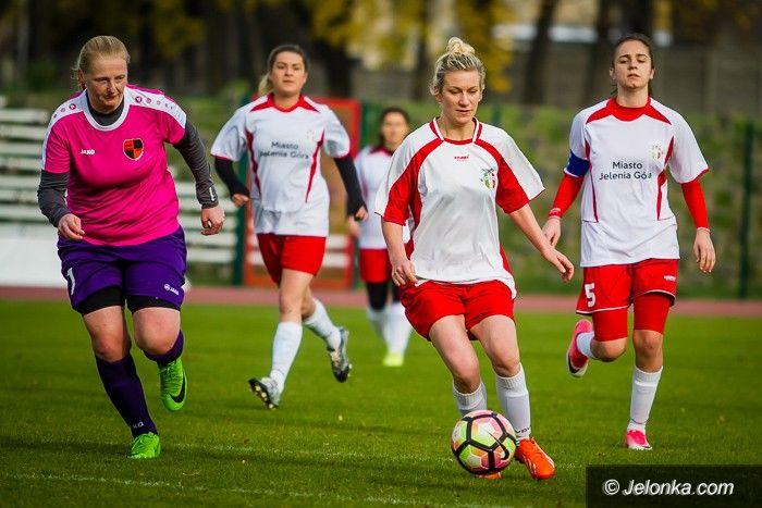 Jelenia Góra: III liga kobiet: Orlik pokazał siłę