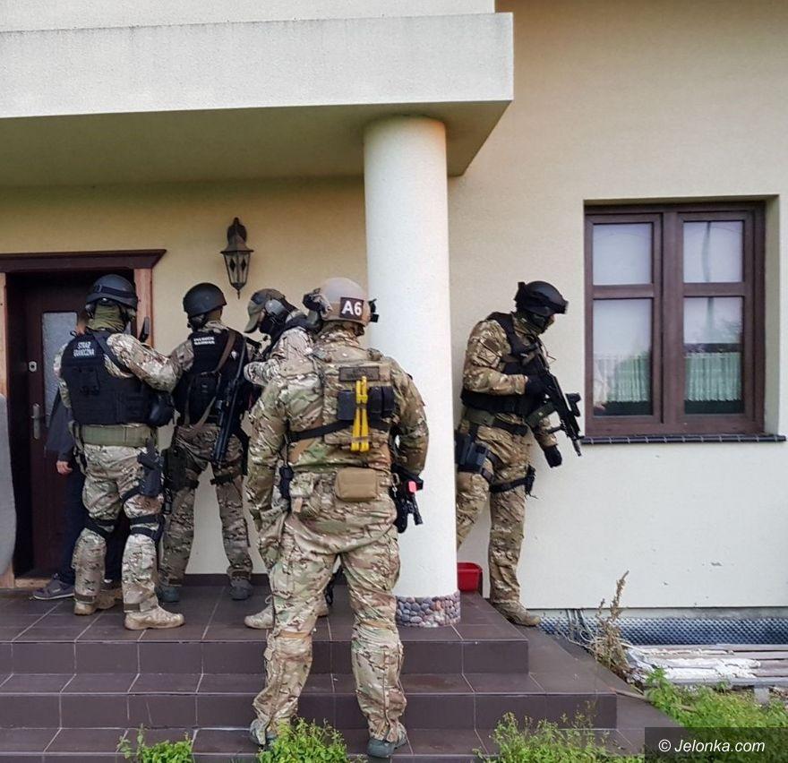 Region: Przestępcza grupa polsko–turecka rozbita