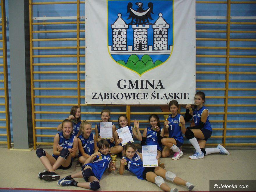 Ząbkowice Śląskie: Kolejne sukcesy janowickich siatkarek