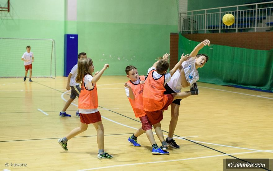 Jelenia Góra: Moc emocji podczas Mini Handballu