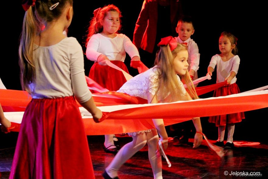 Jelenia Góra: Przedszkolny Przegląd Twórczości Patriotycznej w Muflonie