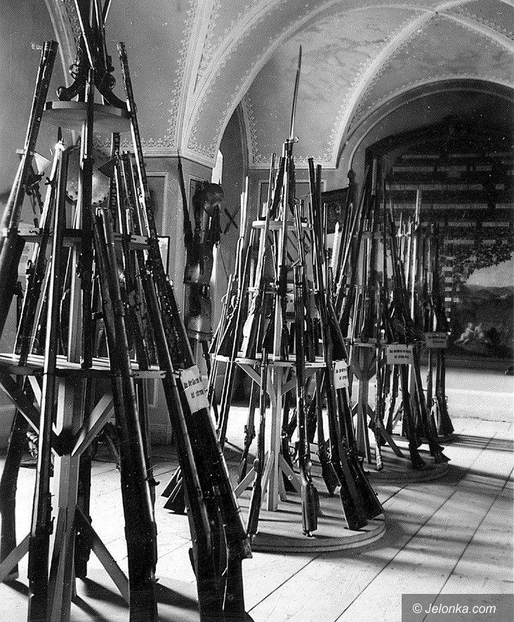 Jelenia Góra: Zbrojownia w Bibliotece Majorackiej Schaffgotschów