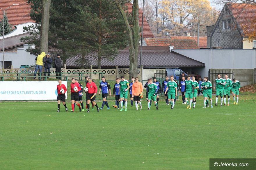 Region: Nysa na kolanach po meczu z Mirskiem