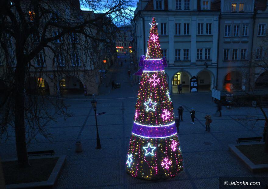 Jelenia Góra: Idą święta, czas już myśleć o dekoracjach