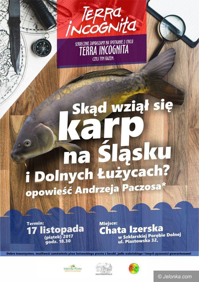 Szklarska Poręba: Terra Incognita tym razem o karpiu