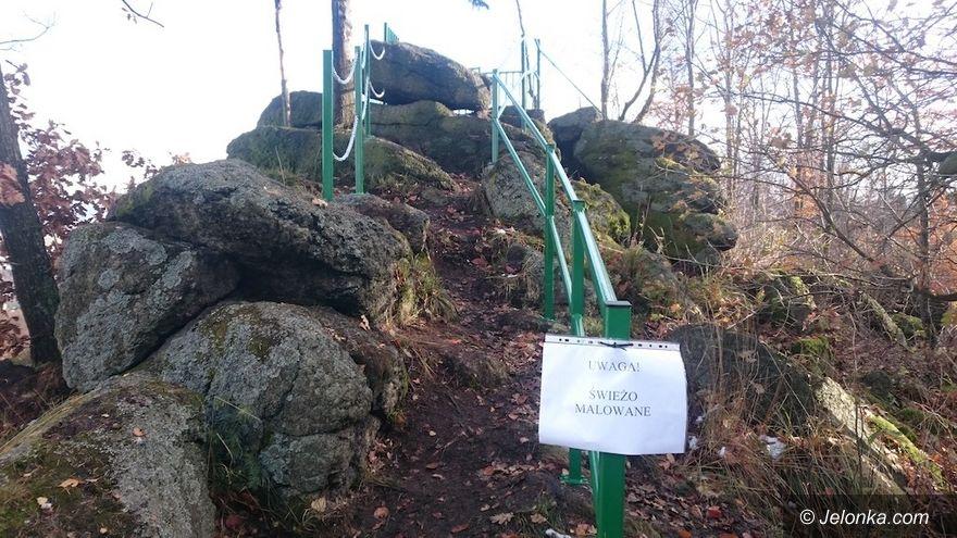 Jelenia Góra: Góra Gapa czeka na spacerowiczów i turystów