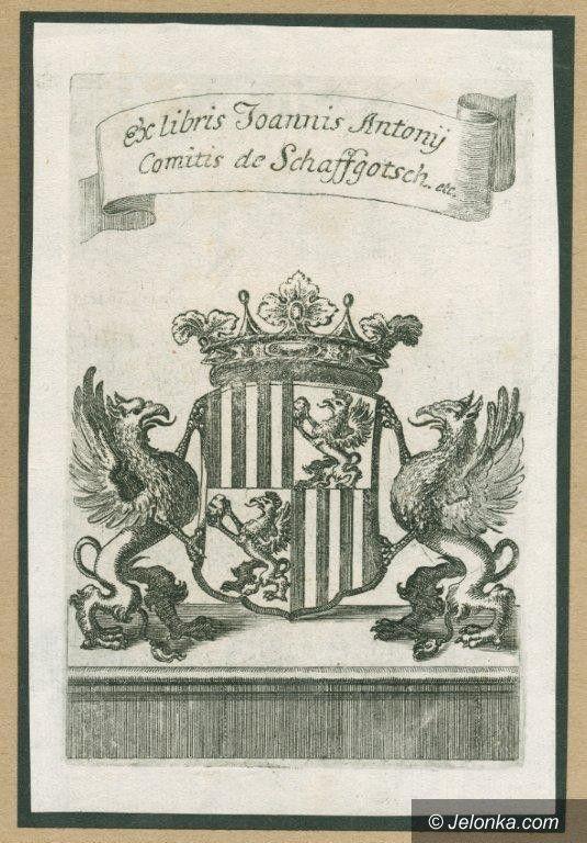 Jelenia Góra: Ekslibrisy Schaffgotschów z początków Biblioteki Majorackiej