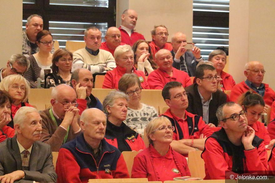 Jelenia Góra: Przewodnicy podsumowali 200 lat w Sudetach