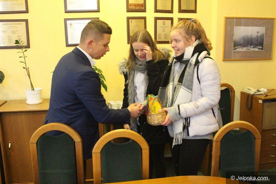 Jelenia Góra: Niezwykła inicjatywa łomnickiej szkoły