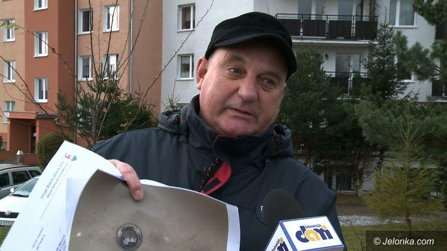 """Jelenia Góra: Czytelnik: mam problem z """"Wodnikiem"""""""