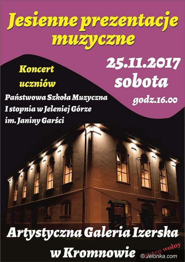 Region: Koncert młodych muzyków w Kromnowie