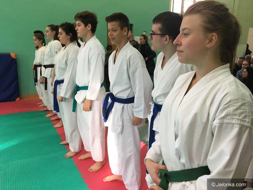Mysłakowice: Otwarte powiatowe mistrzostwa w karate
