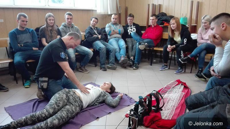 Jelenia Góra: Kolejni jeleniogórscy policjanci ratownikami