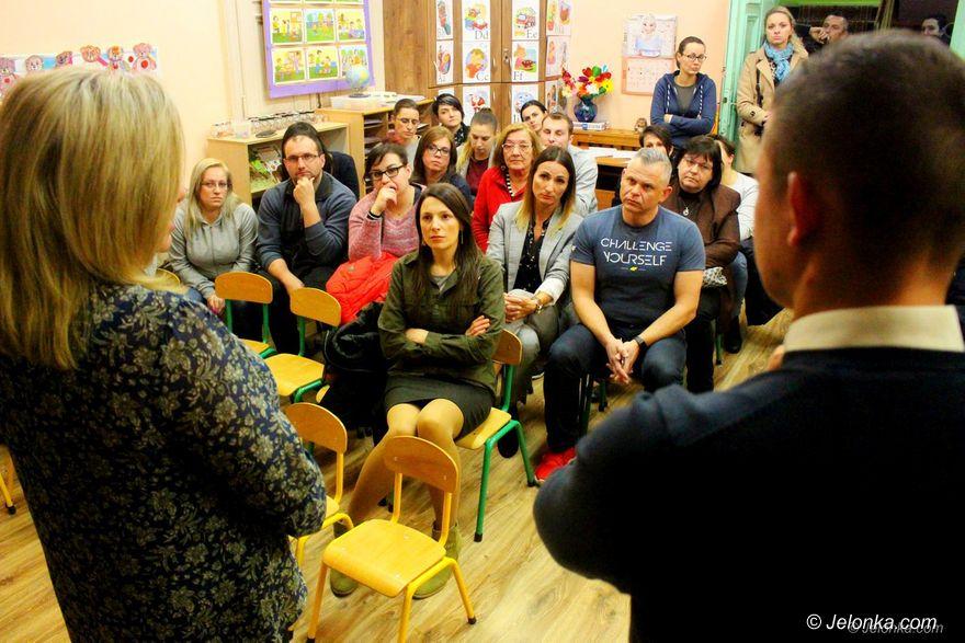 Jelenia Góra: Obawiają się o losy przedszkola