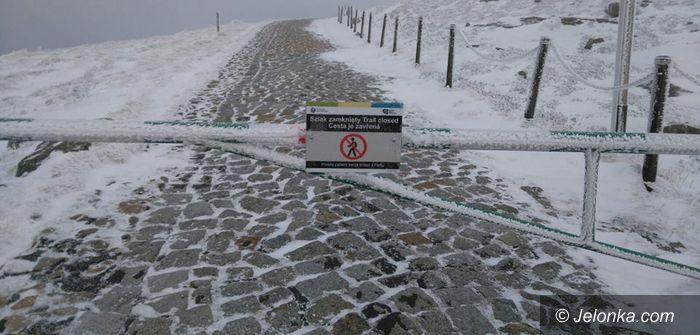 Region: Na Śnieżkę tylko drogą Zakosami