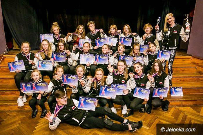 Jelenia Góra: Tanecznym krokiem po medale mistrzostw świata