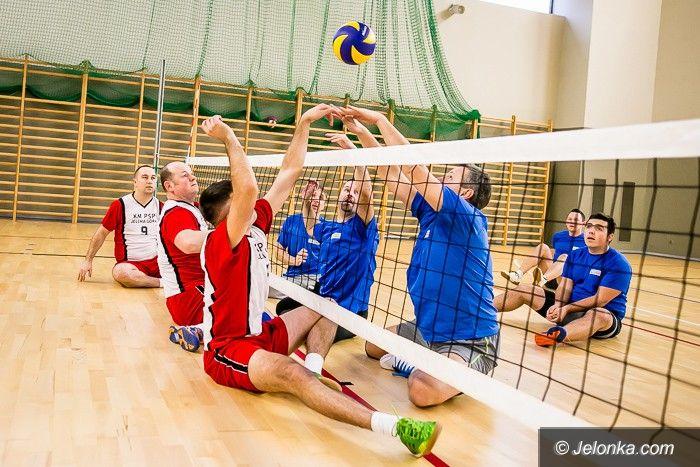 Jelenia Góra: Sportowa integracja w hali KPSW