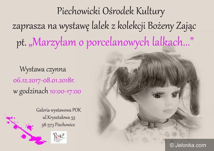 Piechowice: Wystawa lalek w Piechowickim Ośrodku Kultury