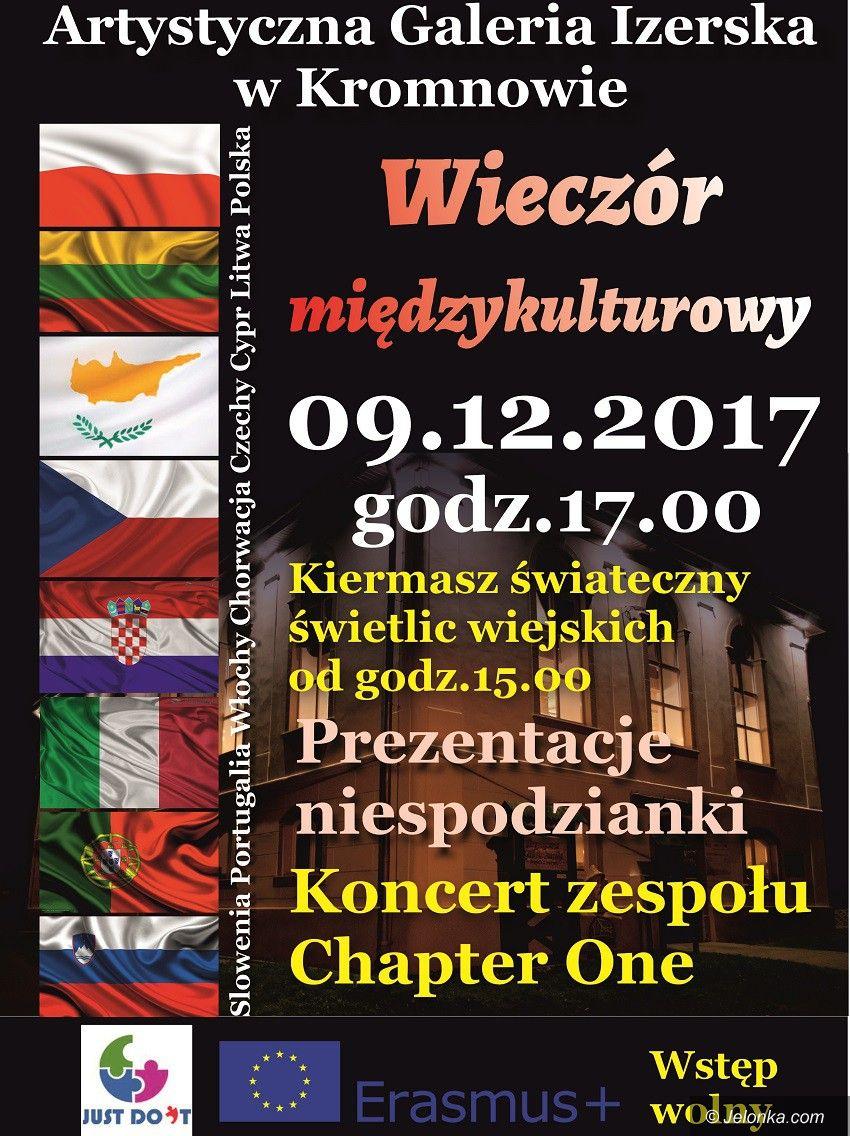 Region: Wieczór Międzykulturowy w Kromnowie