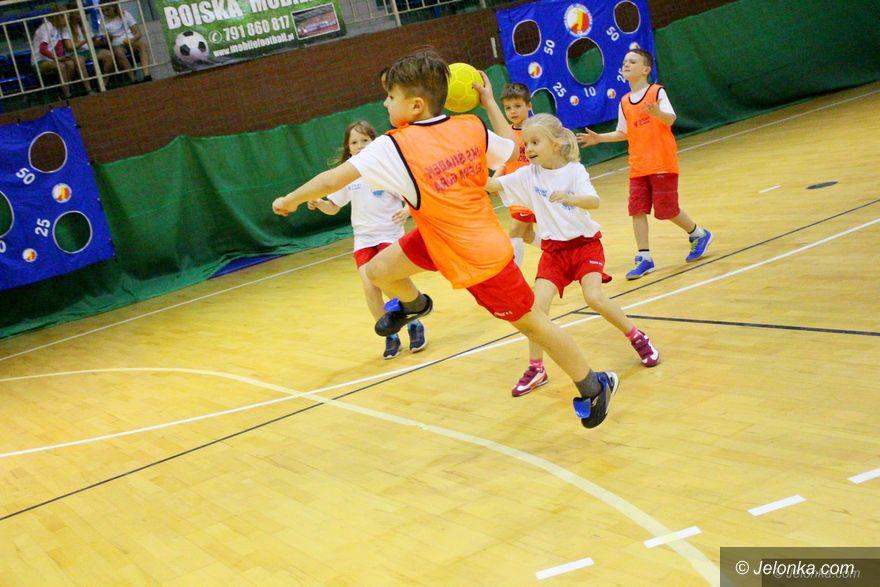 Jelenia Góra: Popularyzacja piłki ręcznej wśród dzieci