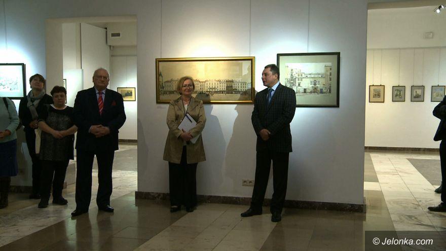 Jelenia Góra: Lwów w grafice w Muzeum Karkonoskim