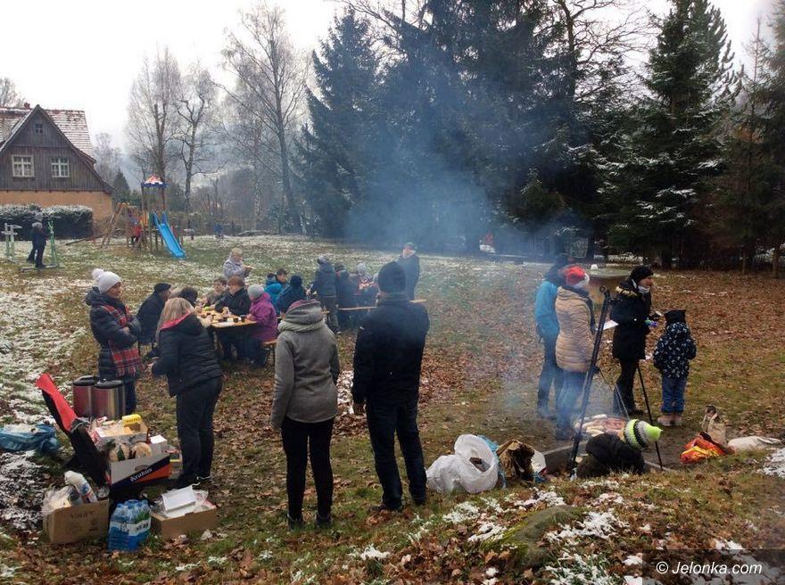 Piechowice: Miejsce spotkań dla mieszkańców Górzyńca