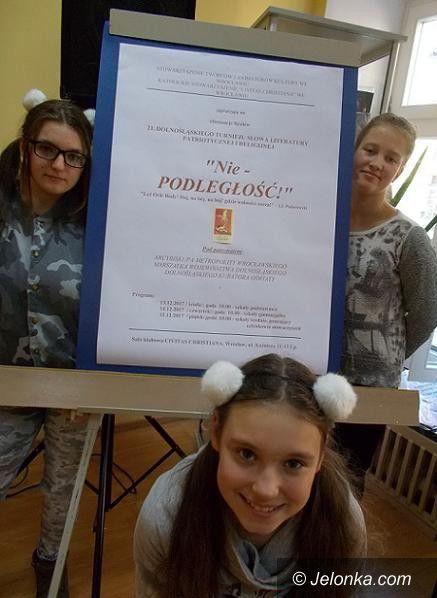Jelenia Góra: Laureatki XXI Dolnośląskiego Turnieju Słowa Literatury