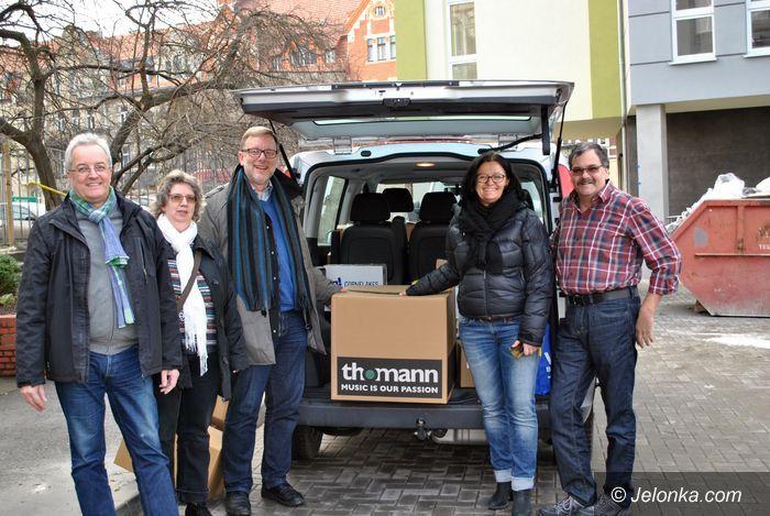 Powiat: Świąteczna pomoc od partnerów z Aachen