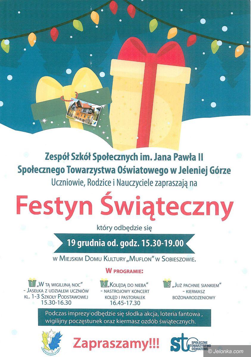 Jelenia Góra: Festyn świąteczny – warto tam być!