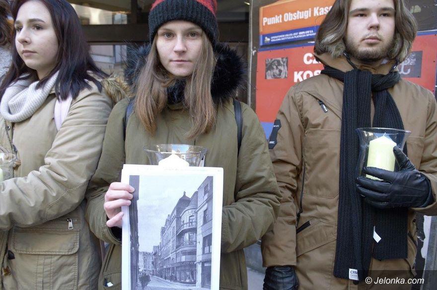 Jelenia Góra: Uczniowie Śniadeckiego: Śladami menory